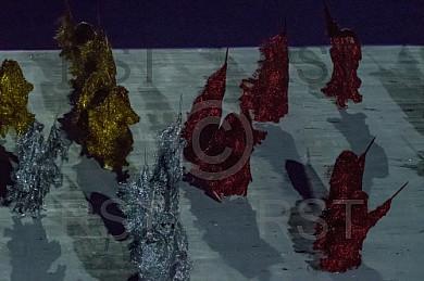 BRA, Eroeffnungsfeier Olympia 2016 - Rio