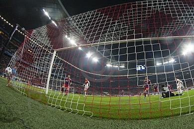GER, UEFA CL Achtelfinale, FC Bayern Muenchen vs.  Shakhtar Donetsk