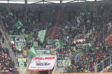 GER, 1.FBL,  FC Augsburg vs. Werder Bremen