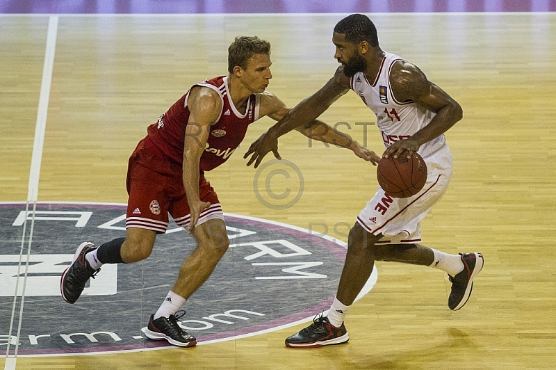 GER, Beko BBL Playoff Finale , FC Bayern Muenchen vs. Brose Baskets Bamberg