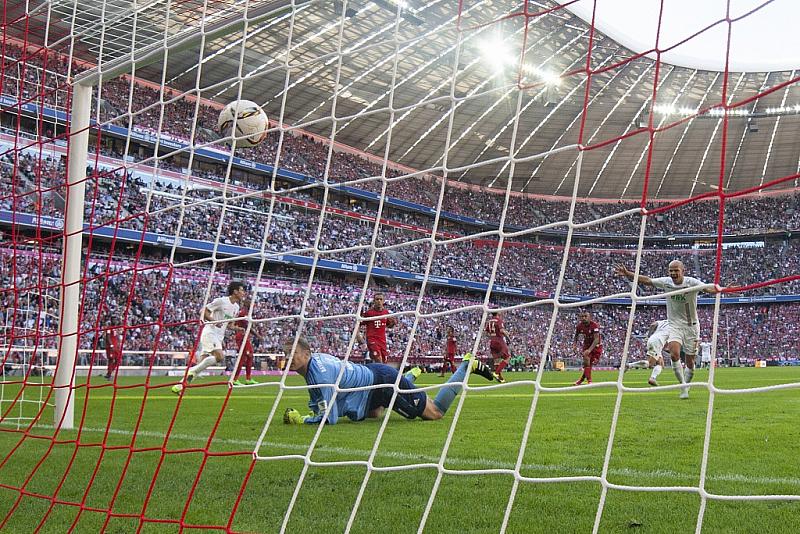 GER, 1.FBL,  FC Bayern Muenchen vs. FC Augsburg