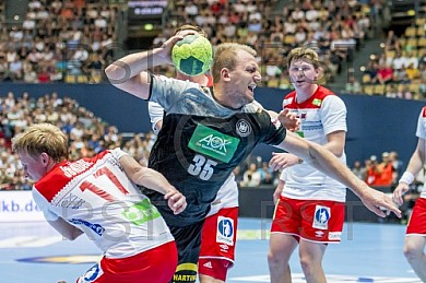 GER, Handball Laenderpiel Herren, Deutschland vs Norwegen