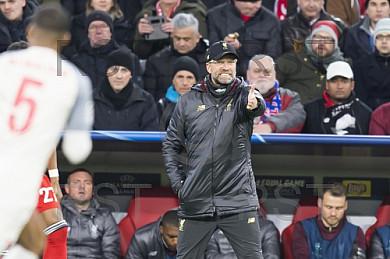 GER, UEFA CL, FC Bayern Muenchen (GER) vs FC Liverpool (GBR)