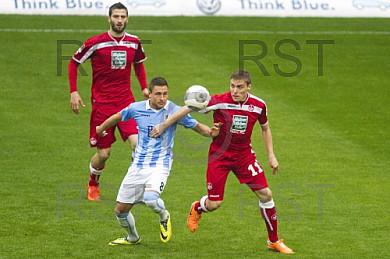 GER, 2. FBL, TSV 1860 Muenchen vs. 1.FC Kaiserslautern