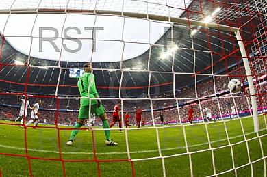 GER, 1.FBL,  FC Bayern Muenchen vs. TSG 1899 Hoffenheim