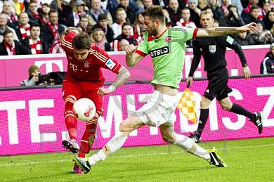 GER, 1.FBL,  FC Bayern Muenchen vs. Fortuna Duesseldorf