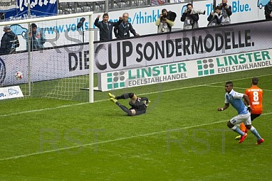 GER, 2. FBL, TSV 1860 Muenchen vs. SV Darmstadt 98