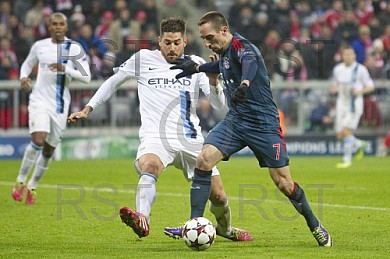 GER, UEFA CL, FC Bayern Muenchen vs. Manchester City