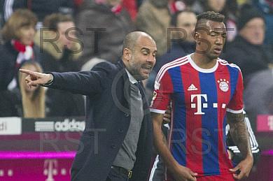 GER, 1.FBL,  FC Bayern Muenchen vs. Borussia Mšnchengladbach