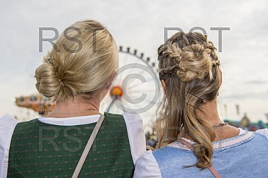 GER, Feature Oktoberfest Frisuren