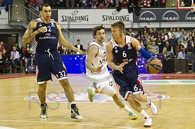 GER, EuroleagueL, FC Bayern Muenchen vs. Real Madrid