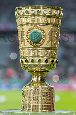 GER, DFB Pokal,  FC Bayern Muenchen vs. FC Augsburg