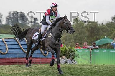 BRA, Olympia 2016 Rio, Pferdesport Gelaenderitt - Vielseitigkeitsreiten Tag 3