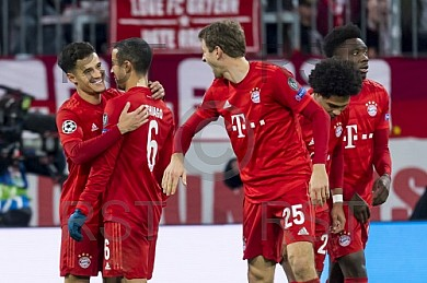 GER, UEFA CL, FC Bayern Muenchen (GER) vs Tottenham Hotspur (GBR)