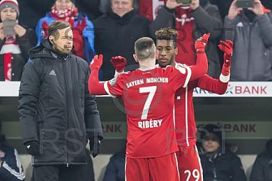GER, DFB Pokal, FC Bayern Muenchen vs Borussia Dortmund