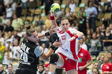 GER, Handball Laenderpiel Damen, Deutschland vs Polen