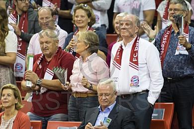 GER, Beko BBL Halbfinale Spiel 2  , FC Bayern Muenchen vs. s.Oliver Wuerzburg