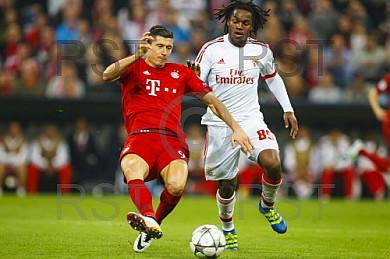 GER, UEFA CL Viertelfinale,  FC Bayern Muenchen (GER) vs. Benfica Lissabon (POR)