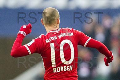 GER, 1.FBL,  FC Bayern Muenchen vs. Eintracht Braunschweig