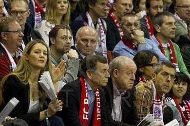 GER, Beko BBL, FC Bayern Muenchen vs. EWE Baskets Oldenburg