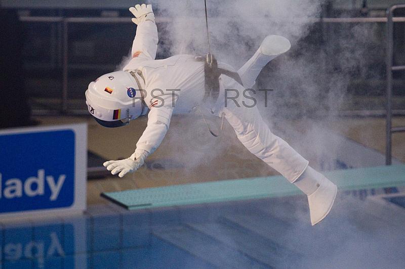 GER, TV Total Turmspringen 2012