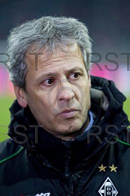 GER, 1.FBL,  FC Bayern Muenchen vs. Borussia Moenchengladbach