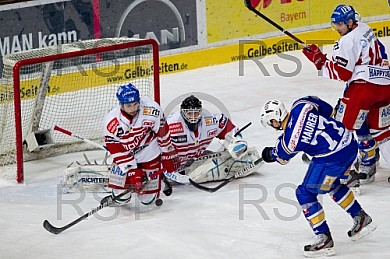 GER, DEL, EHC Muenchen vs. Augsburger Panther