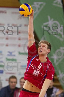 GER, 1.BL Volleyball, Generali Haching vs.  VFB Friedrichshafen