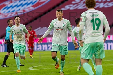 GER,  FC Bayern Muenchen SV Werder Bremen