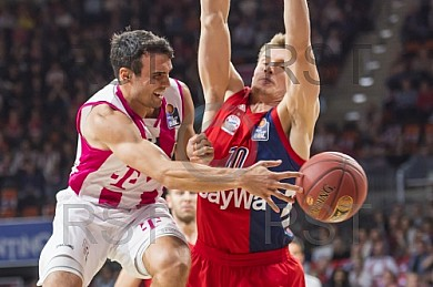 GER, BBL, FC Bayern Muenchen vs. Telekom Baskets Bonn