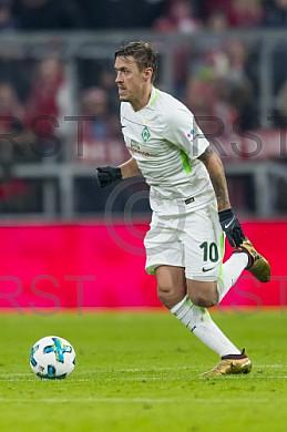 GER, 1.FBL,  FC Bayern Muenchen vs. SV Werder Bremen