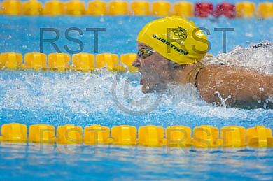 BRA, Olympia 2016 Rio, Schwimmsport FINALE - 100m Schmetterling der Frauen