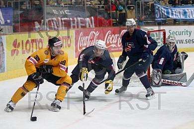 GER, Deutschland Cup, USA vs Deutschland