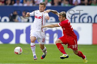 GER, 1.FBL, FC Augsburg vs. Fortuna Duesseldorf