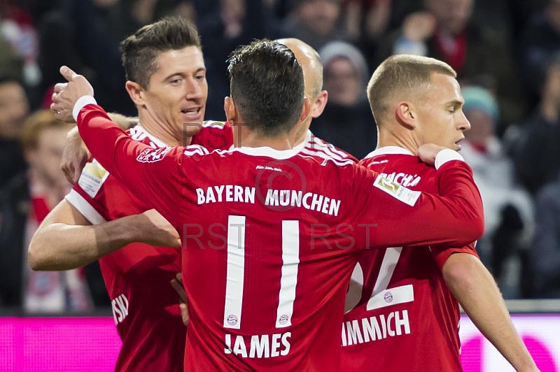 GER, 1.FBL,  FC Bayern Muenchen vs. RB Leipzig