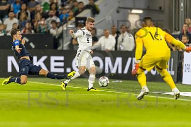 GER, Nations League ,ÊÊDeutschlandÊÊ(GER) vs. Frankreich (FRA)