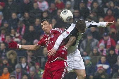 GER, 1.FBL,  FC Bayern Muenchen vs. Eintracht Frankfurt
