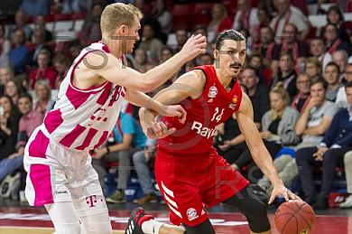 GER, BBL, Pokal FC Bayern Muenchen vs.  Telekom Baskets Bonn