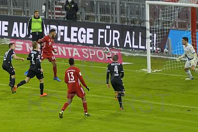 GER, DFB, FC Bayern Muenchen vs. Arminia Bielefeld