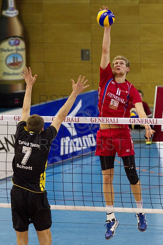 GER, 1.BL Volleyball, Generali Haching vs. VCO Berlin