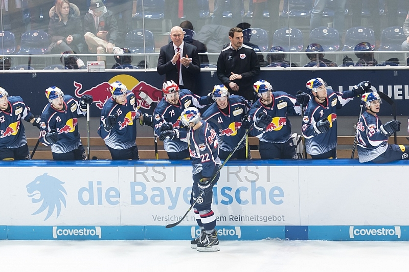 GER, DEL, EHC Red Bull Muenchen vs. Iserlohn Roosters