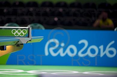 BRA, Olympia 2016 Rio, Tischtennis, Feature Olympia