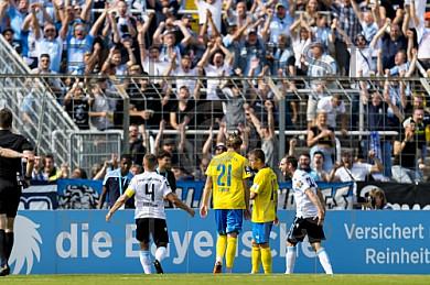 GER, 3.FBL,  1860 MŸnchen vs. FC Carl Zeiss Jena