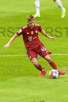 GER, 1.FBL,  Vorbereitungsspiel, FC Bayern Muenchen vs. Borussia Moenchengladbach