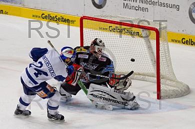 GER, DEL Vorbereitungsspiel, EHC Red Bull Muenchen vs. Straubing