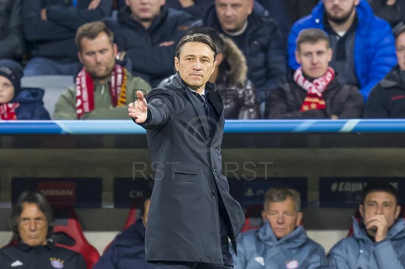 GER, UEFA CL, FC Bayern Muenchen (GER) vs Ajax Amsterdam (NED)