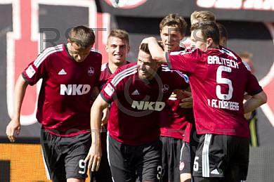 GER, 1.FBL, 1. FC Nuernberg vs Werder Bremen