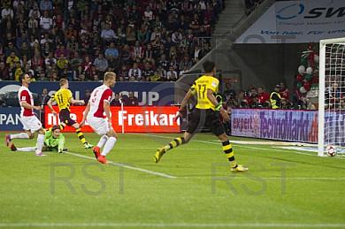 GER, 1.FBL,  FC Augsburg vs. Borussia Dortmund