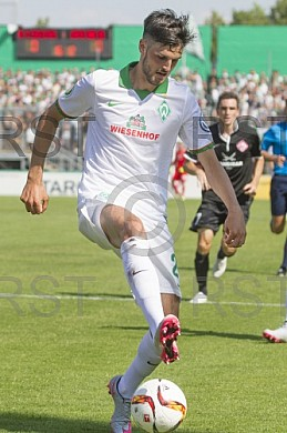 GER, DFB Pokal ,  Wuerzburger Kickers  vs. SV Werder Bremen