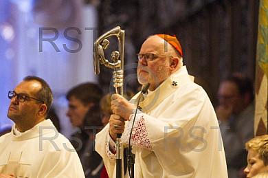 GER, Jugendkorbinianswallfahrt mit Erzbischof Kardinal Reinhard Marx